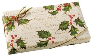 Merry Christmas Wrap