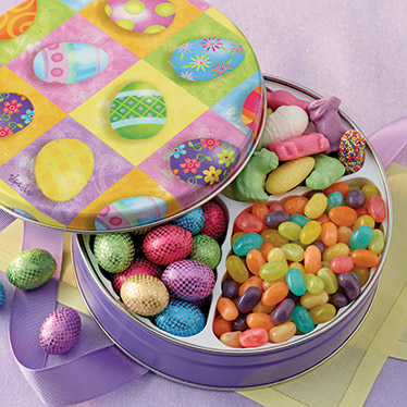 SOLD OUT - Easter Dreams Candy Tin