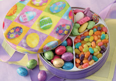 Easter Dreams Candy Tin
