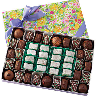Springtime Temptations Gift Box