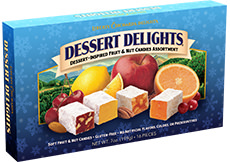 7oz Dessert Delights