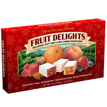 SOLD OUT! 7oz Fruit Delights