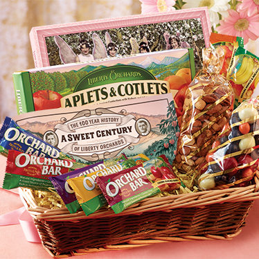 NEW! Sweet Century Gift Basket