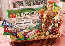 Sweet Century Gift Basket