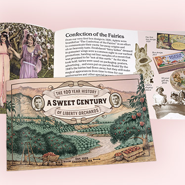 NEW! 32-page A Sweet Century Book