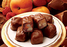 Classic Fruit Chocolates