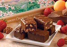 Extra-Nut Fruit Chocolates