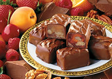 Sugar-Free Fruit Chocolates