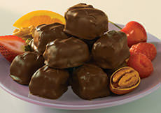 Sugar-Free Dark Fruit Chocolates