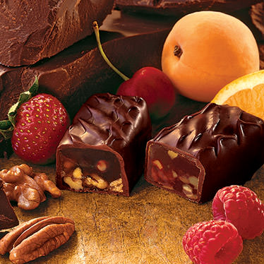 Dark Fruit Chocolates