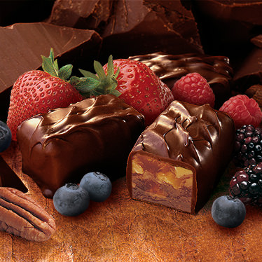 Dark Berry Chocolates
