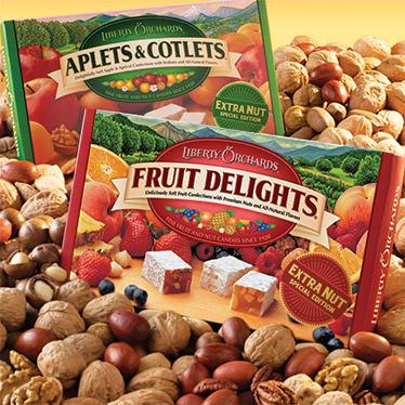 Extra Nut Aplets & Cotlets