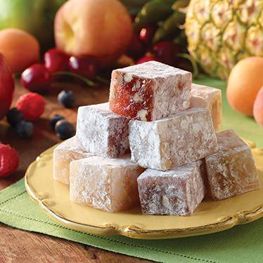 Less Sweet Fruit Delights