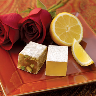 Rose & Lemon Delight