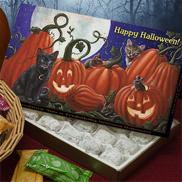 SOLD OUT! Happy Halloween Gift Box