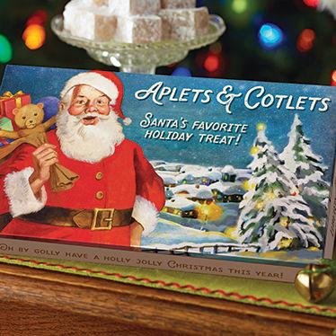 Sugar-Free Santa's Favorite Gift Box