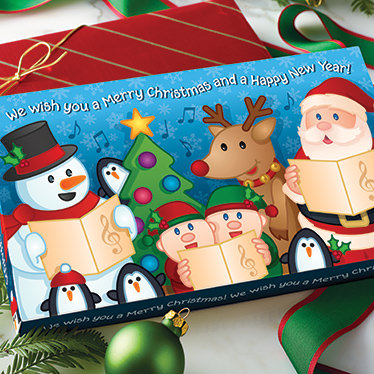 Christmas Wishes Gift Box