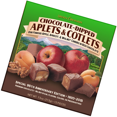 Chocolate-Covered Aplets & Cotlets