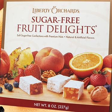 Sugar-Free Fruit Delights