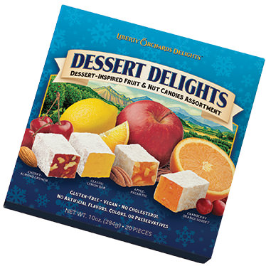 Dessert Delights Square Boxes