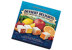 Dessert Delights Square Gift Box
