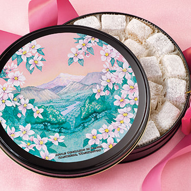 Valley Blossoms Gift Tin