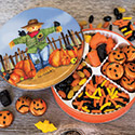 Halloween Candies Tin