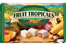 Fruit Tropicals Gift Box