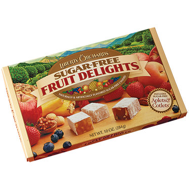 Sugar-Free Fruit Delights with Aplets & Cotlets