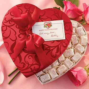 Sugar-Free Valentine Hearts