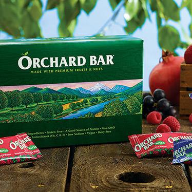 Halloween Orchard Bar Bites