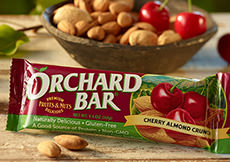 Cherry-Almond Crunch Orchard Bar