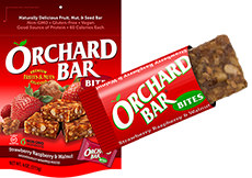 Strawberry-Raspberry Walnut Orchard Bar Bites