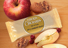 NEW Apple-Cranberry Walnut Orchard Bar