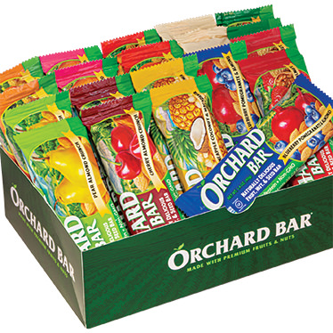 Seven Flavor Orchard Bar Assortment