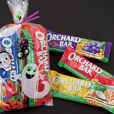 Halloween Bag O' Orchard Bars