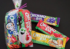 Halloween Bag O' Orchard Bars