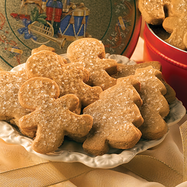 Gingerbread Cookies Gift