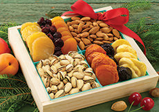 Northwest Fruit & Nut Gift Crate