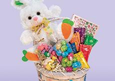 Easter Treasures Basket