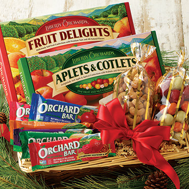 Pacific Northwest Favorites Gift Basket