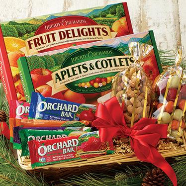 Pacific Northwest Favorites Gift Basket