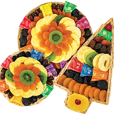 Party Trays Tins Dried Fruit Trays
