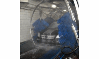 Peacock Car Wash