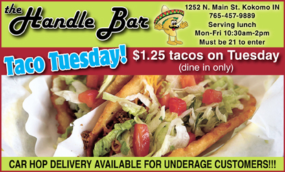 The Handle Bar Coupon Other Restaurants Coupons 46901