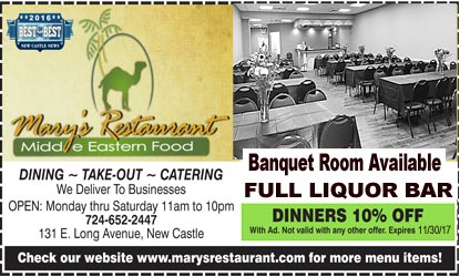 Mary S Restaurant Coupon Middle Eastern Restaurants