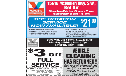 Tire Rotation Coupon >> Valvoline Oil Blackstone Coupon Oil Changes Automotive