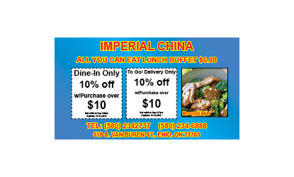 imperial buffet coupon $10 off