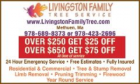 Livingston Family Tree Service