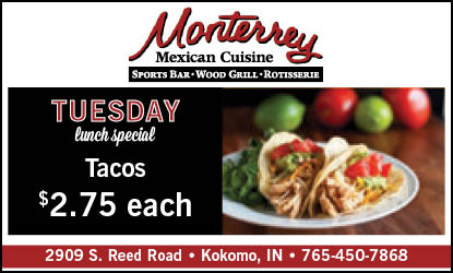 Monterrey Mexican Cuisine Coupon Other Restaurants Coupons 46902